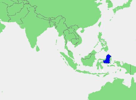Землетрясение в Молуккском море 25 марта 2016