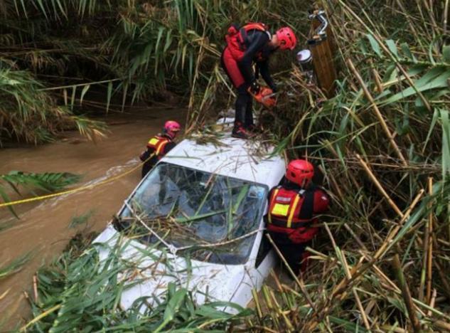 Наводнение в Италии 07 декабря 2015