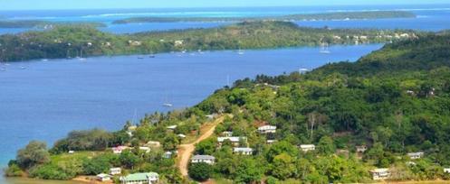Землетрясения на острове Тонга 13 января 2016