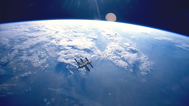 Решение проблем космонавтики