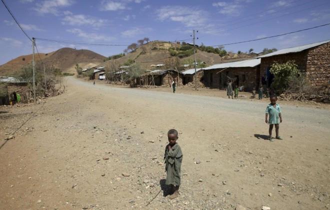Засуха в Сомали 07 апреля 2016
