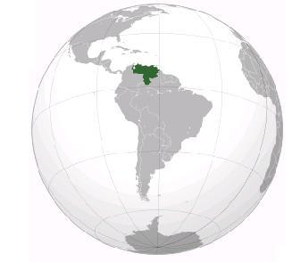 Землетрясение в Венесуэле 22 ноября 2015