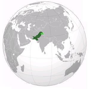 Землетрясение в Пакистане 21 марта 2016