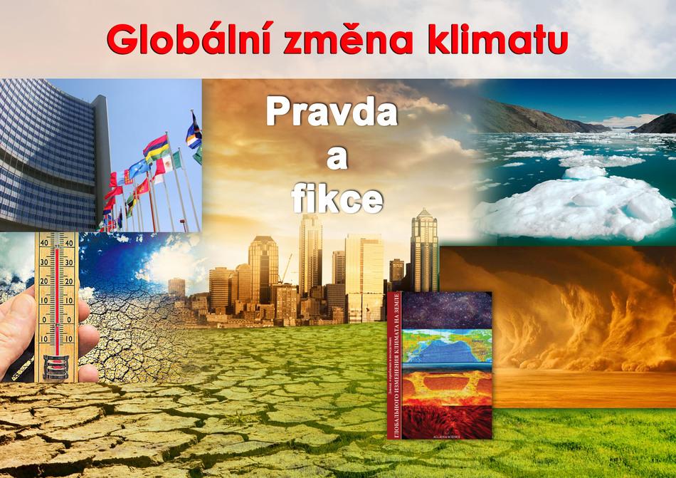 Globální změna klimatu – pravda a fikce