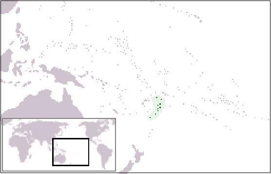 Землетрясение на острове Тонга 21 ноября 2015