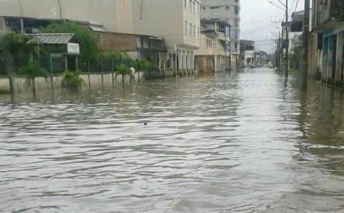Наводнения в Эквадоре 19 января 2016