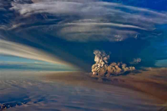 Извержение вулкана Асама в Японии, 16 июня 2015