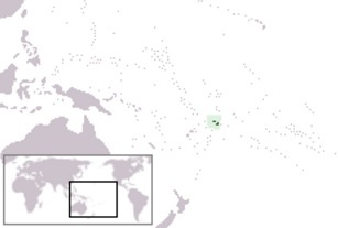 Землетрясение в Самоа 26 марта 2016