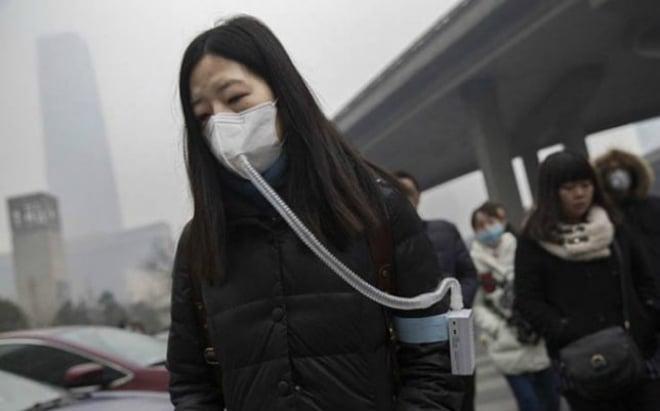 Продажа воздуха в Китае 18 декабря 2015