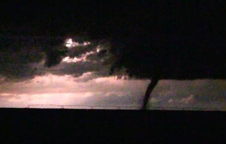Торнадо в США 16 ноября 2015