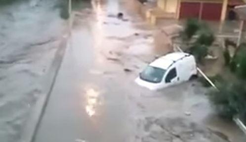 Наводнение в Италии 10 октября 2015