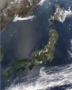 Землетрясения на Японском архипелаге 17 августа 2015