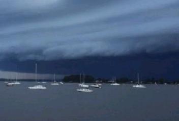 Шторм в Австралии 29 сентября 2015