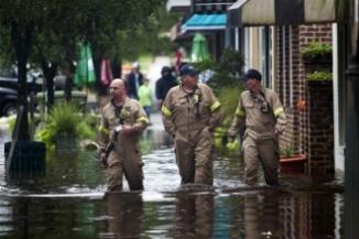 Наводнение в США 02-05 октября 2015