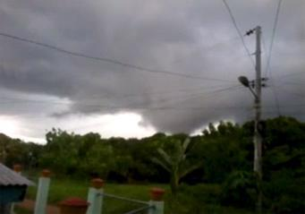 Торнадо на Филиппинах 13 августа 2015