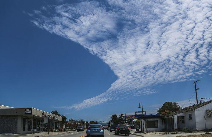 Землетрясение в Санта-Круз 04 августа 2015