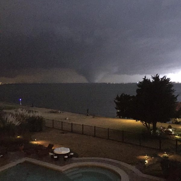 Торнадо в США 26 декабря 2015