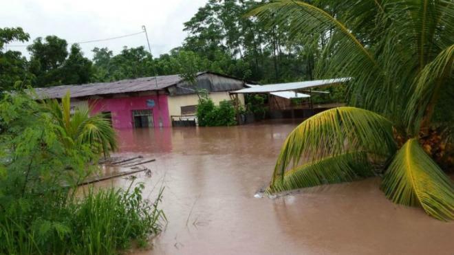 Наводнение в Перу 04 декабря 2015