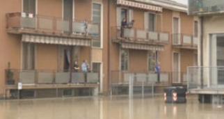 Наводнение в Италии 14 сентября 2015