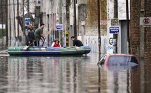 Наводнение в Аргентине 12 августа 2015