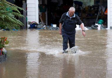 Наводнение в Новой Зеландии 21 июня 2015