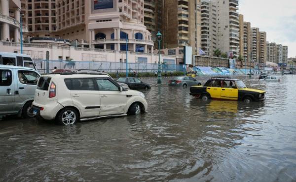 Наводнение в Египте 04 ноября 2015