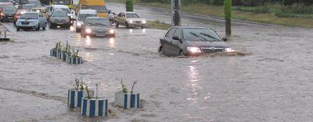Наводнение в Одессе, Украина 02 июля 2015
