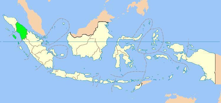 Землетрясение на острове Суматра 13 января 2016