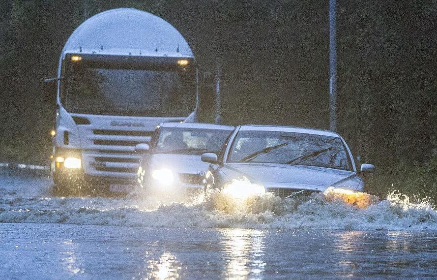 Наводнение в Великобритании 14-15 ноября 2015