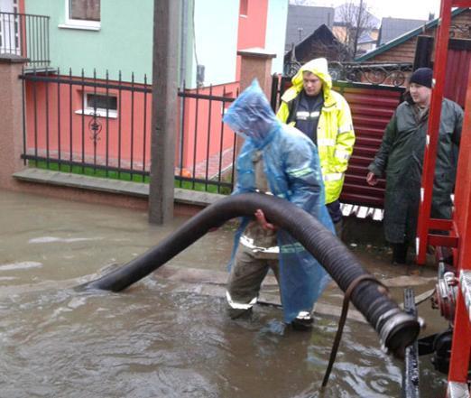 Наводнение в Украине 21 ноября 2015