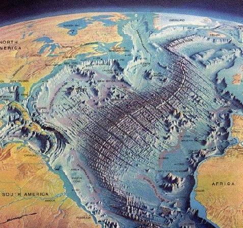 Землетрясение в Срединно-Атлантическом хребте 04 декабря 2015