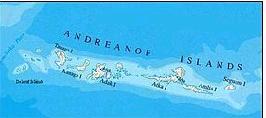 Землетрясение на Андреяновских островах 15 августа 2015