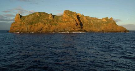 Землетрясения на островах Кермадек 30 июля 2015