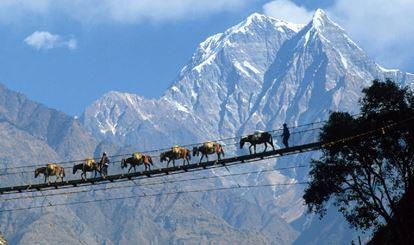 Землетрясения в Непале 17 июня 2015