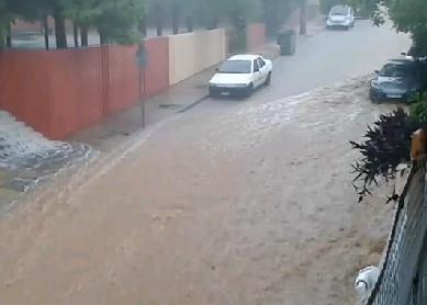 Наводнение в Греции 22 октября 2015