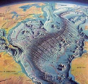 Сильное землетрясение в южной части Срединно-Атлантического хребта 17 июня 2015