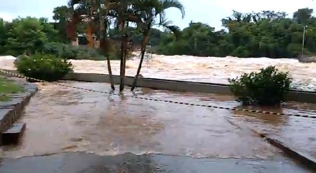 Наводнения в Бразилии 11 марта 2016