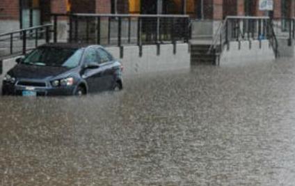 Наводнение в США 10 декабря 2015