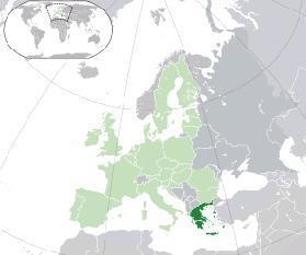 Землетрясения в Греции 18 ноября 2015