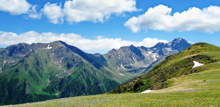 Землетрясение на Кавказе 04 сентября 2015