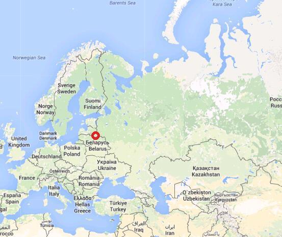 Землетрясение на границе Белоруссии, Латвии и России 11 января 2016