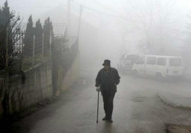 Загрязнение воздуха в Боснии и Герцеговине 24 декабря 2015