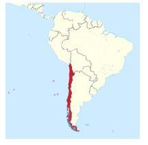 Землетрясение у серверного побережья Чили 9 июня 2015