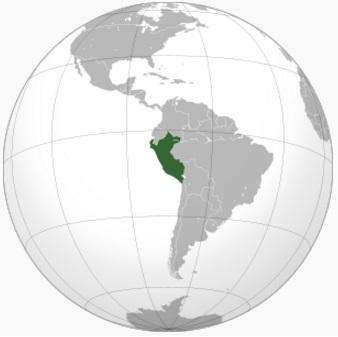 Землетрясения в Перу 24 ноября 2015
