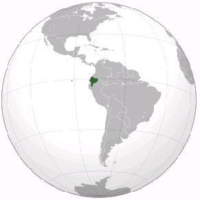 Землетрясение в Эквадоре 17 ноября 2015