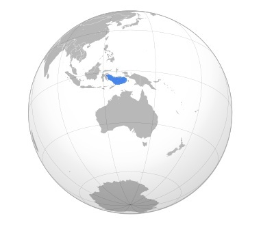 Серия землетрясений в море Банда 09 декабря 2015