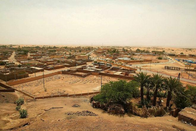 Наводнение в Алжире 16 сентября 2015