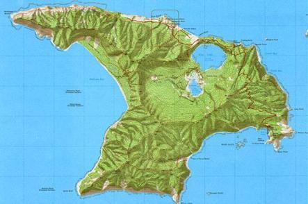 Землетрясение на острове Кермадек 02 июля 2015