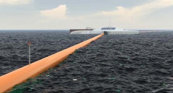 Предложено решение по очистке океана от плавающего мусора 06 марта 2016