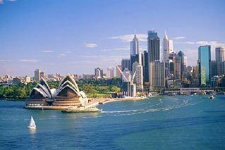 Землетрясение в Австралии 01 августа 2015